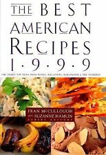 The Best American Recipes 1999: The Year's Top Picks from Books, Magazine, Newsp