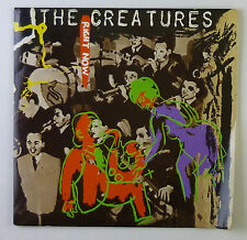 "7"" Single - The Creatures - Right Now - S719 - washed & cleaned"