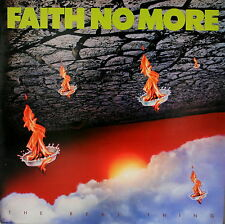 FAITH NO MORE - THE REAL THING Album Cover POSTER 12x12