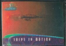 Farscape In Motion Ships Of Farscape Chase Card S1