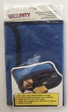 "Security X-Ray Protective Film Bag 7"" x 9.5"" Nylon New Airport Made in USA"