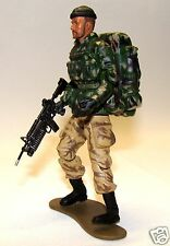 1:18 Ultimate Soldier 21st Century Special Forces UK Army Ranger Hunting Osama