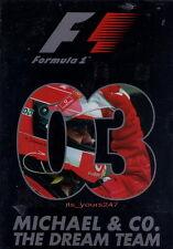 Formel 1 - Formula One F1 Saison 2003   Schumacher   DVD