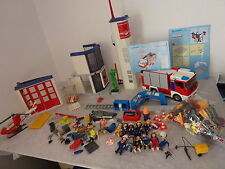 Playmobil 4819+4821+oba+uvm géants collection kg rare