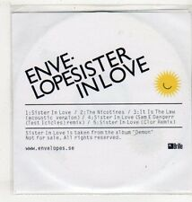 (EV675) Envelope, Sister In Love - DJ CD