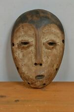 African lega Mask  from DRC congo