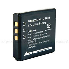 KLIC-7004 KLIC7004 Battery for Kodak PlaySport, PlayTouch, PlaySport Zx3