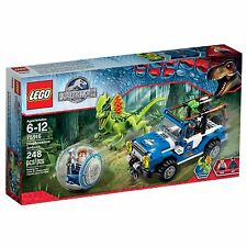 Lego Jurassic World 75916 Dilophosaurus Ambush *BRAND NEW & SEALED *2015 RARE