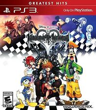 PLAYSTATION 3 PS3 GAME KINGDOM HEARTS HD 1.5 REMIX BRAND NEW & FACTORY SEALED