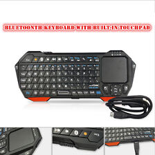 Mini Wireless Bluetooth 3.0 Keyboard&Mouse Lightweight Built-in battery Touchpad