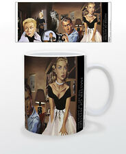 MASTER OF MYSTERY- THE ART OF 11 OZ COFFEE MUG MOVIE FILM OLDSCHOOL COOL TV CUP!