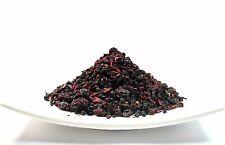 Elderberry Fruit Herbal Tea Good Iced Tea Loose Leaf Tea  1/2  LB