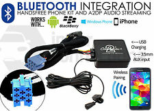 Fiat Bluetooth chiamate in streaming wireless CTAFABT001 AUX USB MP3