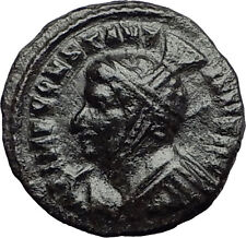 Constantine I The Great 319AD Ancient Roman Coin Two Victories w shield i57920