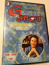 G MARKS THE SPOT A GOOD VIBRATIONS GUIDE TO THE G SPOT NEW SEALED # 2396