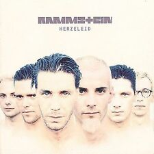 Herzeleid by Rammstein (CD, 1995, Mercury)