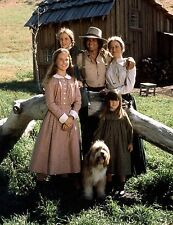 LITTLE HOUSE ON THE PRAIRIE CAST 8X10 GLOSSY PHOTO PICTURE