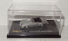 Ricko Mercedes-Benz 190 SL ARGENTO 1:87 in PC + OVP