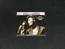 Daryl Hall & John Oates Live at The Montreal Forum 2009 Immortal 2CD Hall&Oates