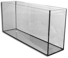 Aquarium Glas Becken 80x20x40 cm 64 Liter