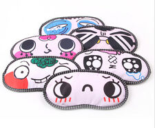 New cute funny eye mask flight sleeping journey relax over 30 designs Birthday
