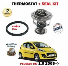 FOR PEUGEOT 107 1.0 2005--  THERMOSTAT KIT WITH RUBBER SEAL GASKET