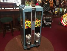 """1940's 1 Cent KANDY KING Coin Op Candy Bulk Vendor NEVER USED """"Watch Video"""""""