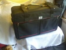 VINTAGE AMERICAN AIRLINES PILOT AA FLIGHT TRAVEL  ROLLER BAG LUGGAGE Authentic