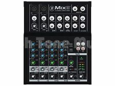 Mackie Mix Series Mix8 8-Channel Compact Mixer
