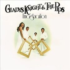 Imagination  -  Gladys Knight & The Pips (CD /, Funky Town Grooves)