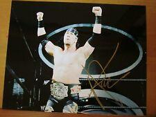 X-PAC signed autograph 8x10 PHOTO WWE WWF HOF PROOF