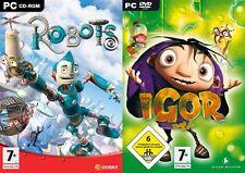 Igor & robot NUOVO E SIGILLATO