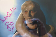 8x5 Hand Signed Photo Star Wars Bib Fortuna - Michael Carter
