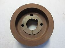 """Taper-Lock Pulley 5 Groove with Detachable Bushing 2-1/8"""" Bore 