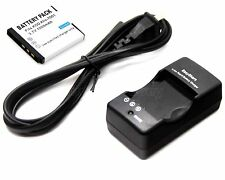Battery+Charger for Kodak EasyShare M1063 M1073 IS M320 M340 M341 M753 M853 Zoom