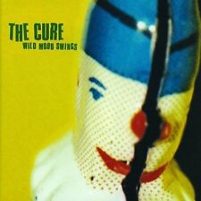The Cure -  Wild Mood Swing / FICTION RECORDS CD 1996