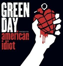 Green Day - American Idiot [New CD] Explicit