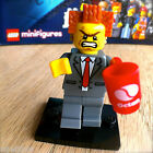 THE LEGO MOVIE Minifigures PRESIDENT BUSINESS #2 SEALED Minifigs Series 71004