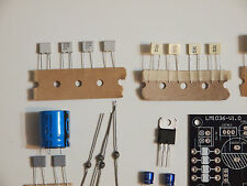 Low noise tone control preamplifier with loudness control stereo kit !