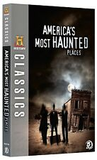 AMERICA'S MOST HAUNTED PLACES (HISTORY CHANNEL DOCUMENTARY) 5 DVD SET NEW & SEAL