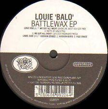 LOUIE BALO - Battlewax EP - 1996 Subversive Uk - SUB 22T