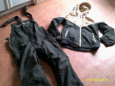 Mens Lot NIKE RECCO Snowboard SKI Bibs AND PARKA Coat SIZE Large