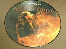 MOTORHEAD FIRST BOMBER IN JAPAN 12' PICTURE DISC NEW 100 COPIES NUMBERED 10/100