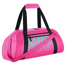 NWT Nike Womens 22-Inch Gym Club Duffel Bag Hot Pink Polyester - LIMITED EDITION