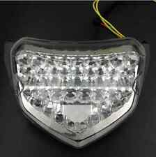Motorcycle parts LED Tail Light for Suzuki GSX-R GSXR 600 750 2004-2005 Clear