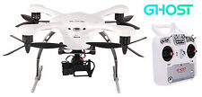 EHANG GHOST Drone Aerial Quadcopter (Android / White) With i8 Transmitter
