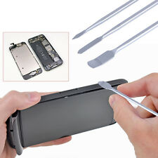 Universal 3pcs Metal Mobile Phone Repair Opening Tool Kit for iphone ipod ipad