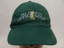 THE COMPLETE OFFICE GOLF - EMBROIDERED - ADJUSTABLE SNAPBACK BALL CAP HAT!