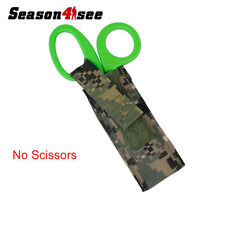Airsoft Medic EMT Paramedic Scissors Sheath Pouch Shears Hoster Bag AOR2