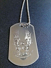 Halo 4 UNSC Symbol Dog Tag Necklace Video Game halo dog tags stainless steel